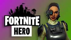 Gamer PC Fortnite Hero Serie