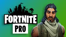 Gamer PC Fortnite Pro Serie