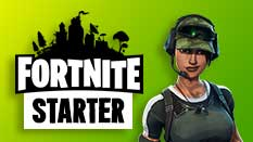 Gamer PC Fortnite Starter Serie