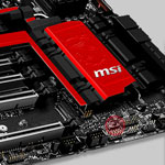 MSI Gaming Motherboards