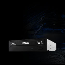 Powered By ASUS - Laufwerke