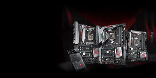 Powered By ASUS - Mainboards