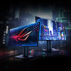 Powered By ASUS - Gaming Monitore