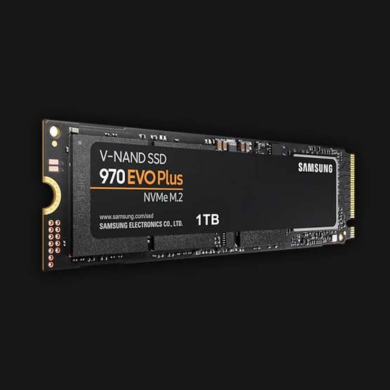 Schnelle SSD Speichermedien
