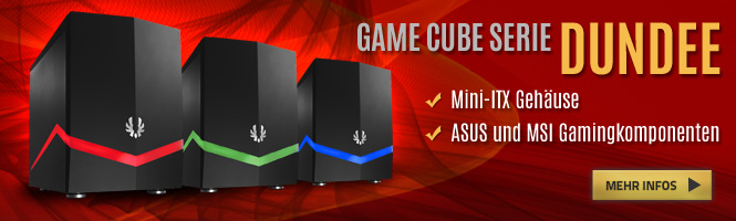 Extreme Game Mini Cube Serie Dundee