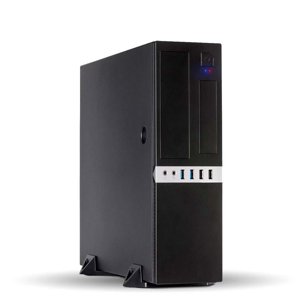 Mini-Computer-Komplett-PC-Calgary-B-AMD-A4-5300-2x3-4GHz-8GB-RAM-1TB-HDD