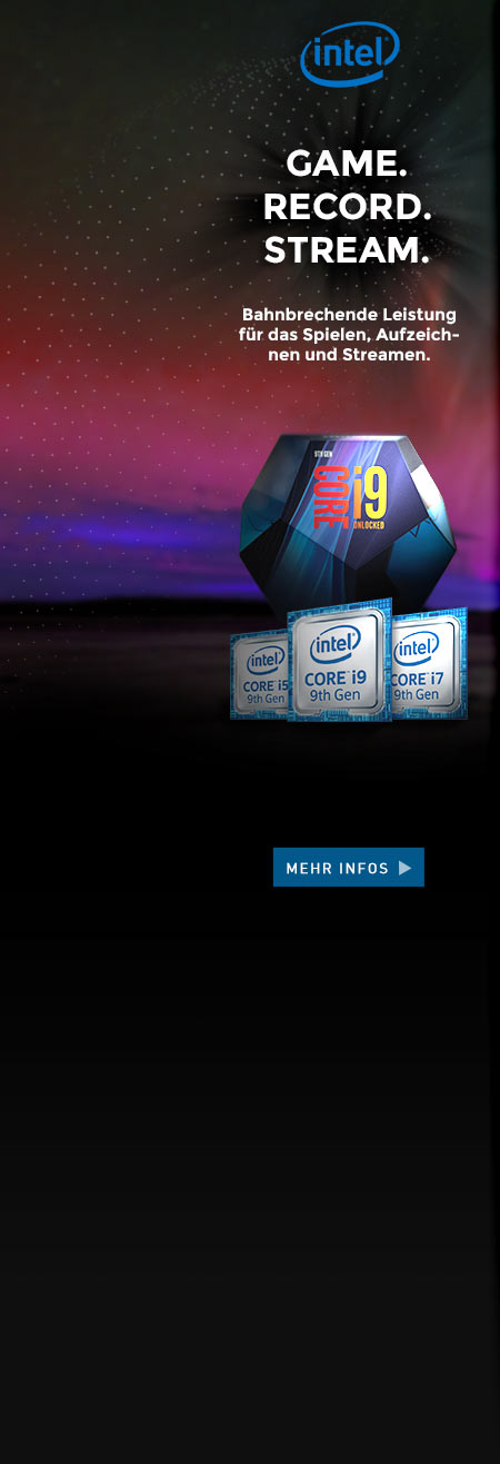 9th Gen. Intel«