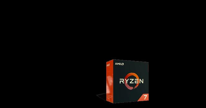AMD 8x 3.7 GHz Achtkern Ryzen 7 2700X Gaming PC konfigurierbar ...